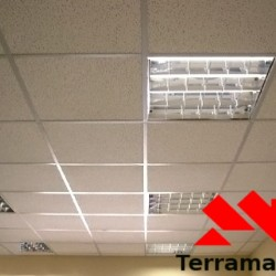 Калькулятор подвесного потолка амстронг>