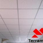 Плиточные подвесные потолки Амстронг
