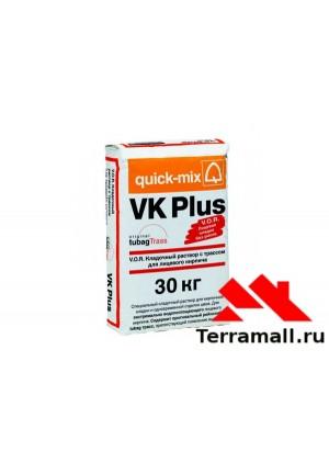 Темно-коричневый кладочный раствор VK plus F Quick-Mix - 30кг