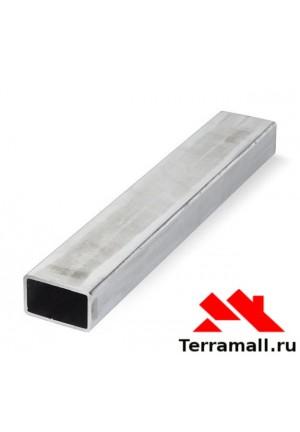 Труба профильная 40х20х2мм стальная (6м)
