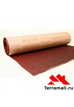 Шкурка шлифовальная тканевая водостойкая М 40