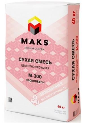 Пескобетон Дауэр Макс М-300 , 40 кг