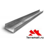 Швеллер 10 стальной (5,85м)