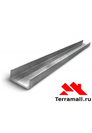 Швеллер 8 стальной (5,85м)