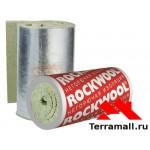 Роквул ТЕХ МАТ фольгированный (5000х1000х50мм)
