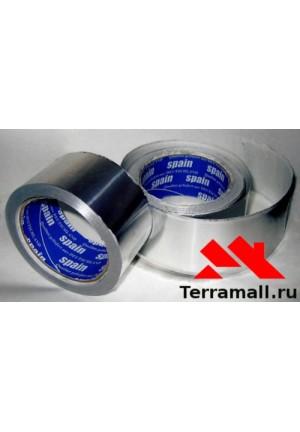 Алюминиевый скотч 50 мм * 50 м