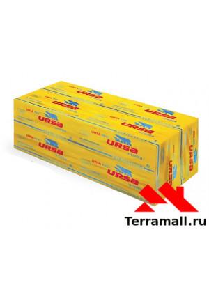 Урса XPS 1250х600х100 мм (4шт=3м2=0,3 м3)
