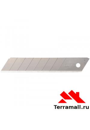Лезвия Матрикс для ножа 10 шт. 25 мм.