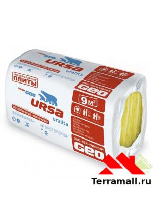 УРСА Универсальные плиты 1000х600х50мм (10шт=6м2=0,3м3)