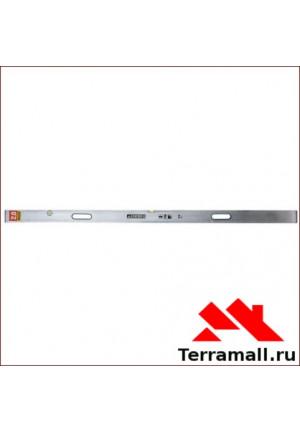 Правило алюминиевое с уровнем Матрикс, L-3,0 м, 2 ручки