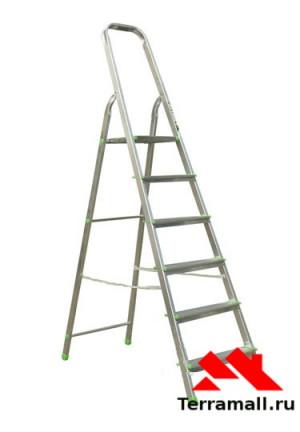 Лестницы-стремянки Алюмет
