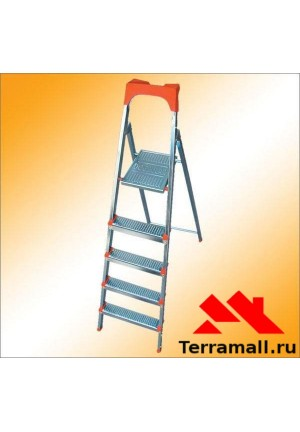Алюминиевая лестница-стремянка (UFUK)