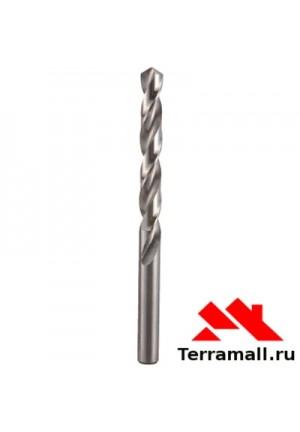 Сверло (5 шт; 8 мм; HSS) по металлу Сибртех 722805