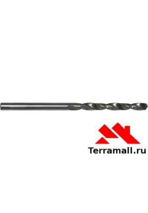 Сверло по металлу, 3.0 мм Сибртех, быстрорежущая сталь