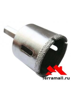 Коронка алмазная по стеклу, керамике от 30 до 60 мм