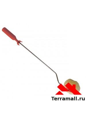 Валик меховой угловой, натуральный мех, Россия