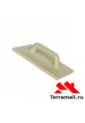 Терка полиуретановая Сибртех 200 х 360 мм