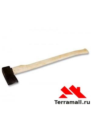 Колун литой 3000 гр, деревянная ручка, Россия