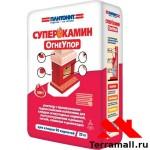 ПЛИТОНИТ СуперКамин ОгнеУпор для кладки (20кг)