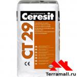 Ceresit CТ29 Штукатурка и ремонтная шпаклёвка (25кг)