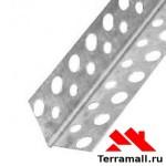 Уголок малярный алюминиевый 20х20мм (3м)