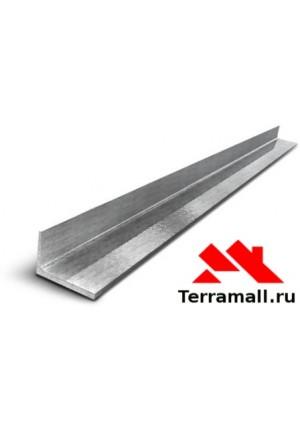 Уголок 50х50х2мм алюминиевый (3м)