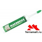 Герметик силиконовый Makroflex (белый), 300мл