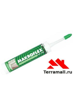 Герметик силиконовый Makroflex (бесцветный), 300мл