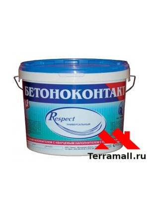 Бетоконтакт Гермес РЕСПЕКТ, 20 кг