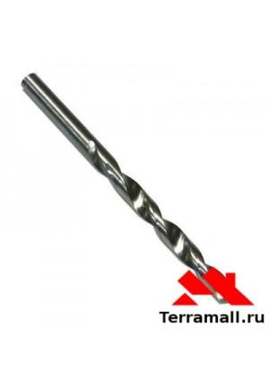 Сверло по металлу Сибртех, 6.0 мм, быстрорежущая сталь, 10 шт. цилиндрический хвостовик