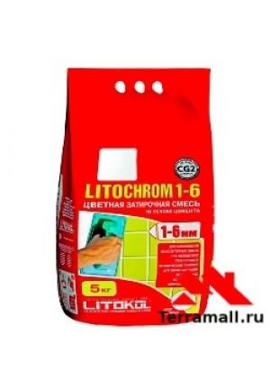 Затирка Литохром