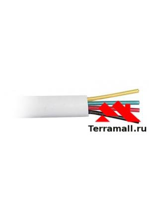Кабель телефонный ШТЛП-4 жильный (1п.м)
