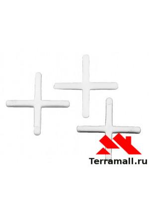 Крестики для кафеля 3 мм 150 шт. упаковка
