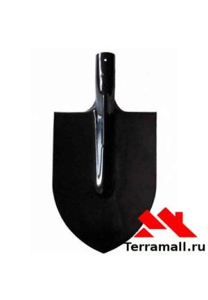 Штыковая лопата с черенком