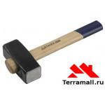 Кувалда с деревяной ручкой