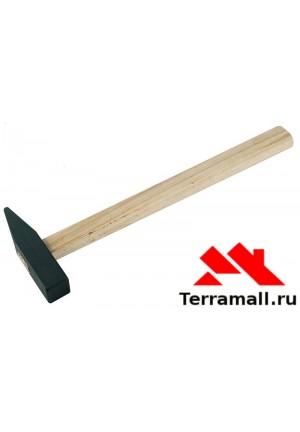 Молоток,  деревянная ручка