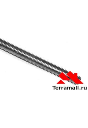 Шпилька резьбовая оцинкованная (1м)