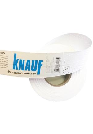 Лента бумажная армирующая Кнауф52ммх150 000мм