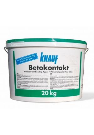 КНАУФ-Бетоконтакт грунтовка для гипсовых штукатурок 20 кг
