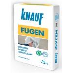 КНАУФ-Фуген  шпаклевка гипсовая универсальная 25 кг