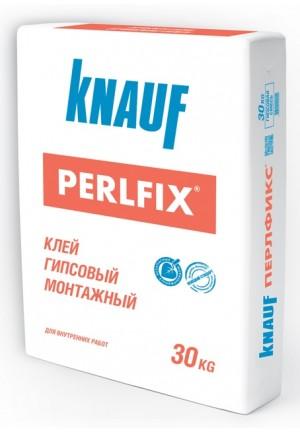 Перлфикс Кнауф клей гипсовый монтажный 30 кг