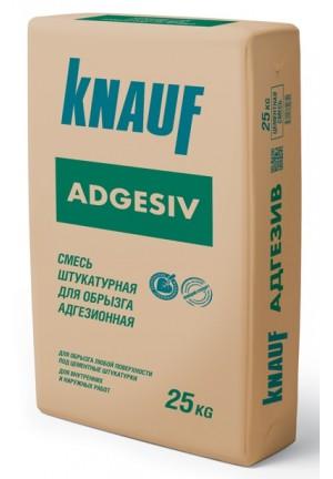 КНАУФ-Адгезив штукатурка цементная для обрызга адгезионная  25 кг