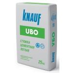 КНАУФ-Убо стяжка цементная лёгкая 25 кг