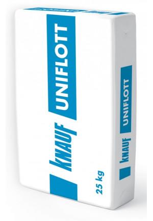 КНАУФ-Унифлот шпаклевка гипсовая высокопрочная 25 кг