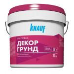 Грунтовка КНАУФ-Декоргрунд 10 л