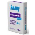 КНАУФ-Мульти-финиш  шпаклевка цементная фасадная