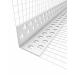 Угол из ПВХ с сеткой 100х150мм (2,5м)