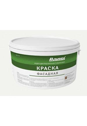 Краска ВД-АК фасадная 14 кг
