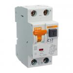 Дифференциальный автомат АВДТ 64 C16 30мА TDM с защитой от перенапряжения