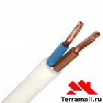 Провод ПВС-2х0.75 (1м)